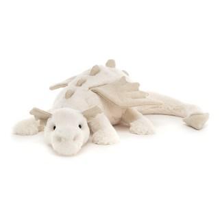 Jellycat Snow Dragon – Medium