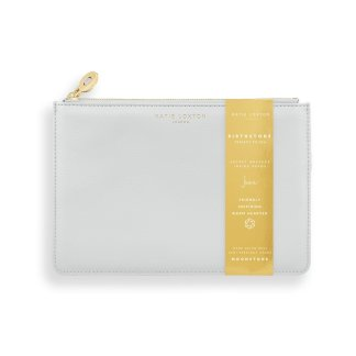 Katie Loxton Birthstone Perfect Pouch – June