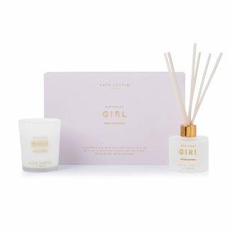 Katie Loxton Sentiment Mini Fragrance Set – Birthday Girl