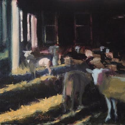 FARMLAND 2015: Oil Paintings by Arlene Boehme