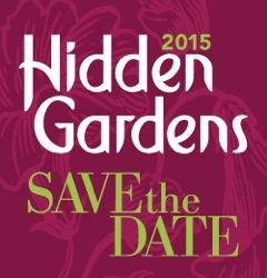 Hidden Gardens: Save the Date
