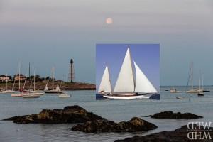Bounty on Marblehead-Harbor
