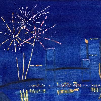 Jax Fireworks