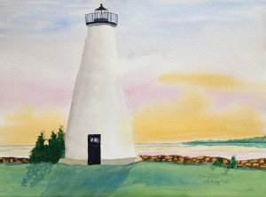 Mattapoisett Light