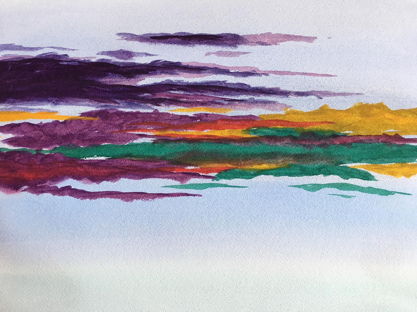 Chakra Clouds 4