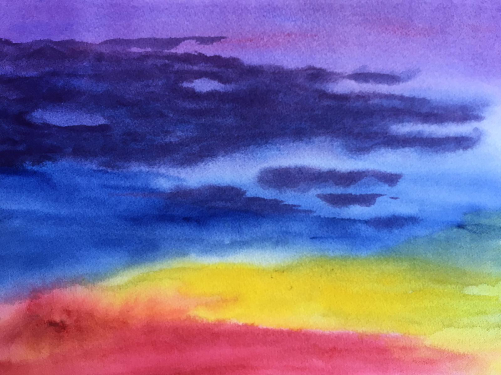 Chakra Clouds 7