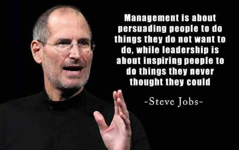 leadership and steve jobs The iconic steve jobs co-founded apple computers with steve wozniak and led the company to pioneer a series of revolutionary technologies, including the iphone and ipad learn more at biographycom.