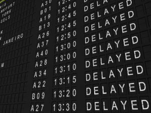 What a flight delay taught me about writing
