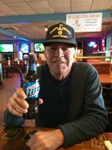 My favorite veteran, Spence!