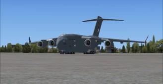 The Boeing C-16 Globemaster