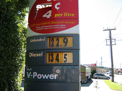 Crowed-sourced Cheap Petrol in your pocket