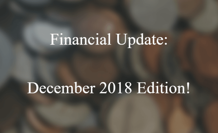 financial update dec 2018