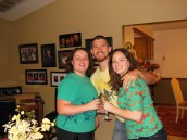 Kaylee, Spenser, and me!