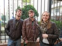 Brown jacket club