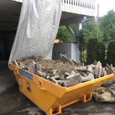 Sanierung Terrasse Aesch