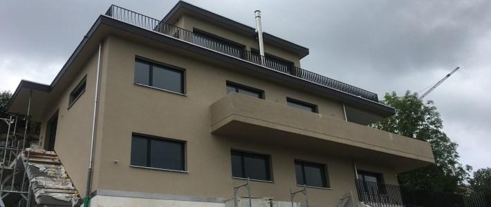 Neubau EFH Zetzwil