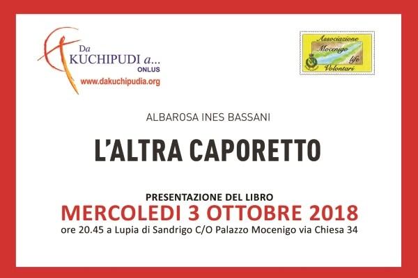 """""""L'ALTRA CAPORETTO"""" DI SUOR ALBAROSA BASSANI"""
