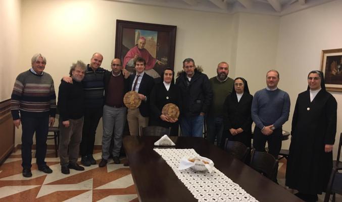 Incontro con l'associazione Palestinesi nel Veneto