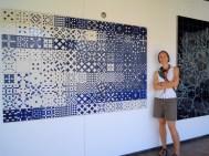 Museu nacional do azulejo, Lisbon