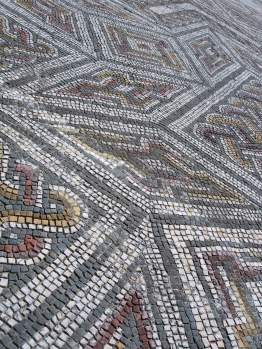 More Conimbriga mosaics