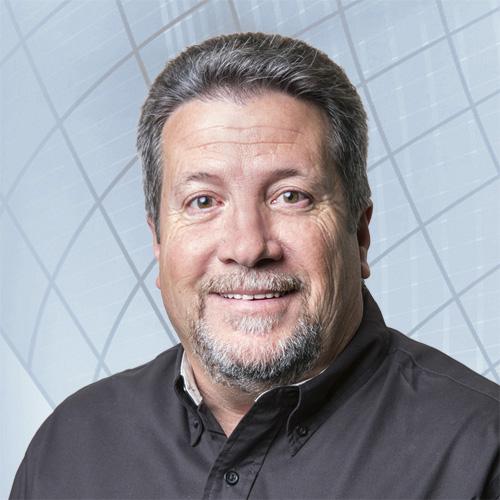 Speros Hinesville Regional Director Chip Adams