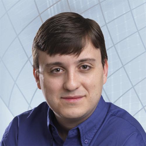 Speros IT Operations Manager Van Heath