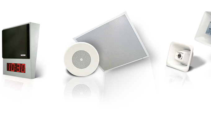 Speros Intercom Paging Systems Speakers