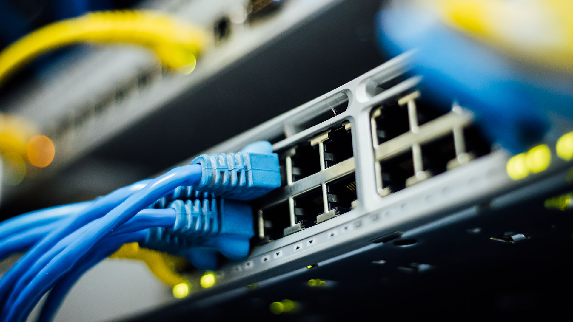 Network Switches As-a-Service - Speros - Savannah, GA