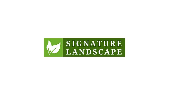 signature-landscape-logo-speros savannah ga