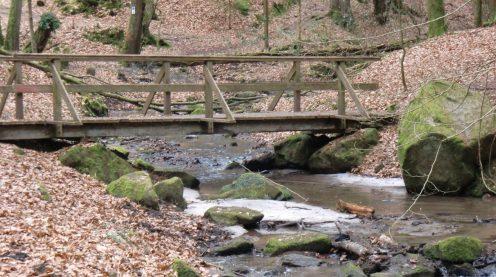 Brücke Menze-Mühle