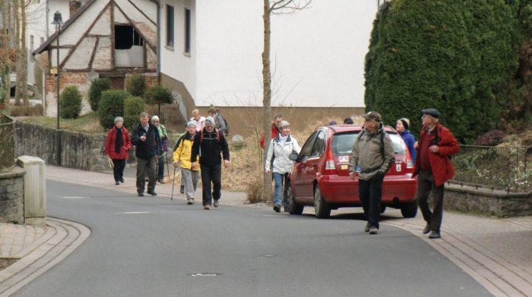 Dorfmitte Steinbach