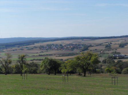 Mönchberg-Landschaft-Rodelbahn
