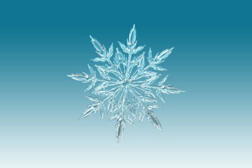 HTG Slider Winter Weihnachten eiskristall