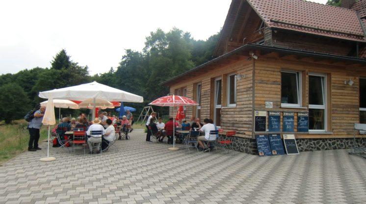 28.07.2019 - Rhön - Thüringer Hütte