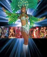 Brazil samba show