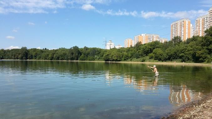 Борисовские пруды