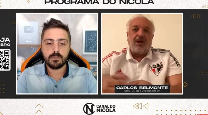 Belmonte: Recusa proposta por Welington, renovação do Rojas e ginásio em Cotia
