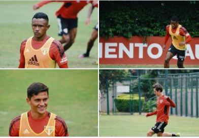 Hernanes, Léo e Bueno guiam time alternativo em Mirassol