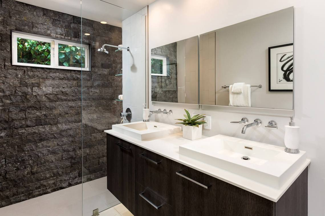 Custom Mirrors - Bathroom | Springfield Glass Company