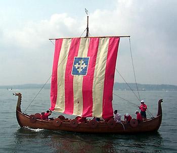 Årets seglats med Viking Plym