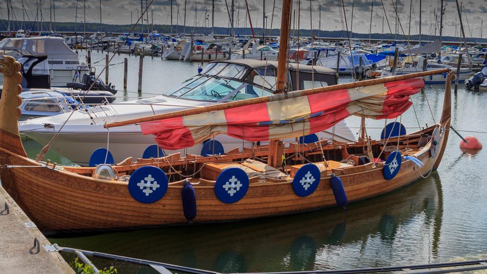 Segling med Viking Plym 2019
