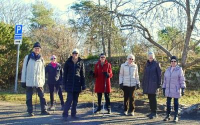 Korta vandringar i Näsbypark