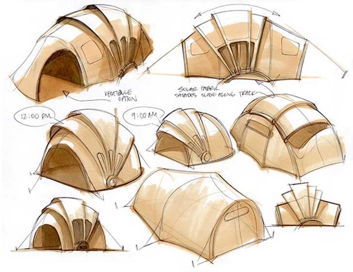 tente solaire 4