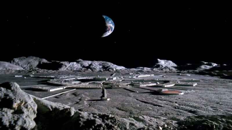 23 Moon Base