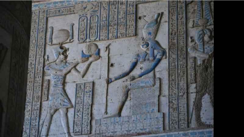 4 Tempio di Hathor