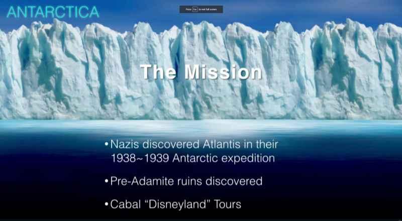 39 Antarctica The Mission