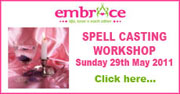 Spell Casting Workshop