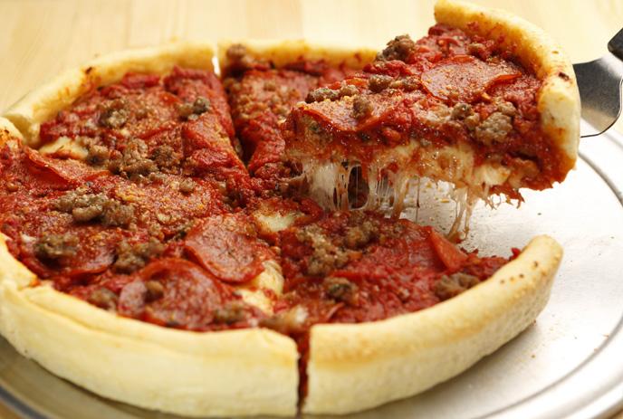 シカゴピザ