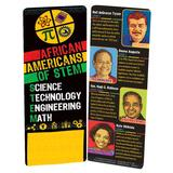African Americans of STEM Bookmark