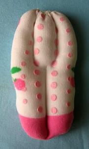 кукла из носка
